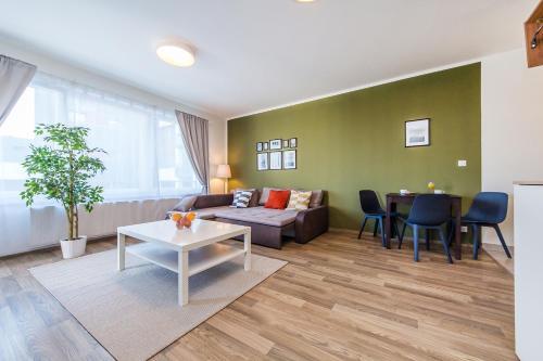 Hotel-overnachting met je hond in REZIDENCE ŠVEHLOVA - Praag