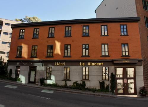 Hotel Le Vincent (Bed and Breakfast)