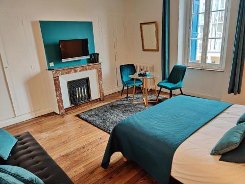 Chambres d'hotes - Le Magnolia - Chambre d'hôtes - Carcassonne