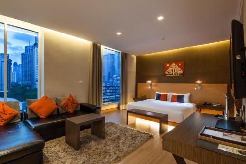 Hotel Solo, Sukhumvit 2, Bangkok photo 21