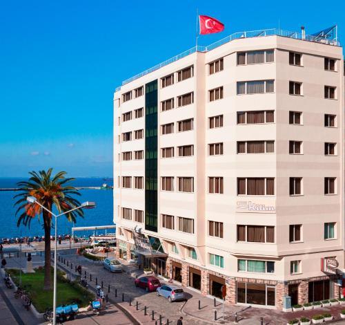 Izmir Kilim Hotel Izmir harita
