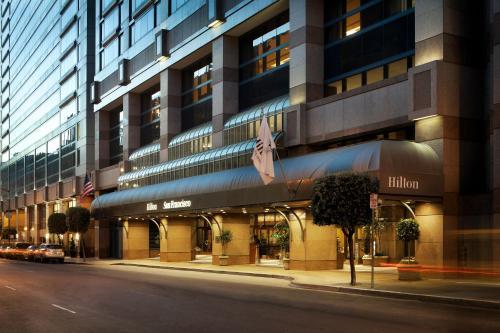 Hilton San Francisco Union Square - San Francisco, CA CA 94102
