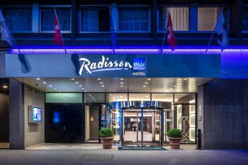 Radisson Blu, Basel - Hotel