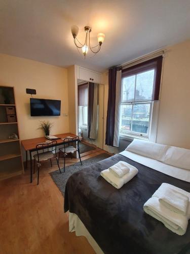 Cozy Studio Apartment In The City   Alders 3, Barbican (London)