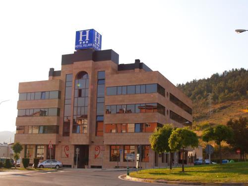 . Hotel Pamplona Villava