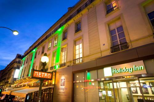 Holiday Inn Paris Opéra - Grands Boulevards, an IHG Hotel - Hôtel - Paris