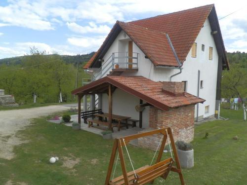 Apartments with a parking space Saborsko, Plitvice - 18058 - Saborsko