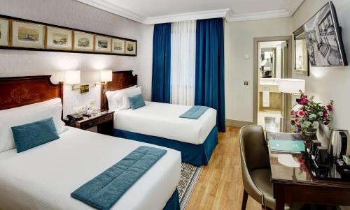 Sercotel Gran Hotel Conde Duque - image 8