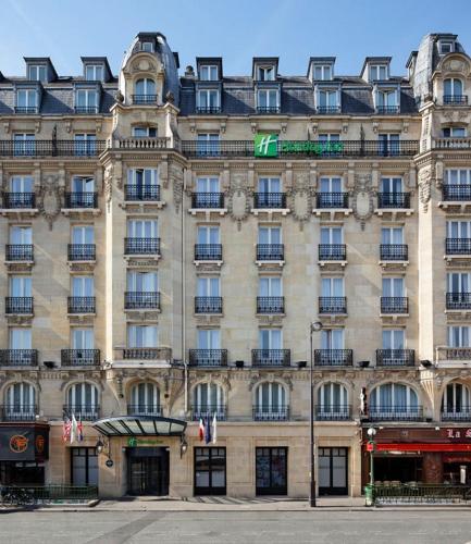 Holiday Inn Paris Gare De L'Est, Gare du Nord