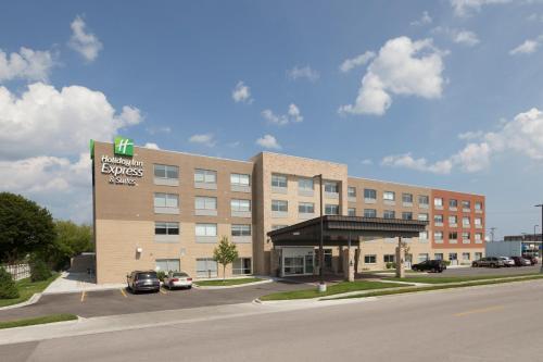 Holiday Inn Express & Suites Alpena - Downtown, an IHG hotel - Hotel - Alpena