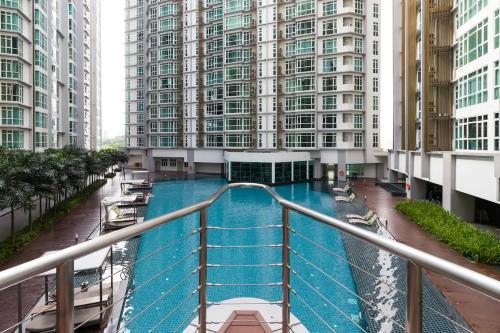 Central Residence Homestay @ Sungai Besi, Kuala Lumpur, Kuala Lumpur
