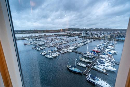 2 Bedroom 2 Bathroom City View With Underground Car Park At Chatham Maritime, , Kent