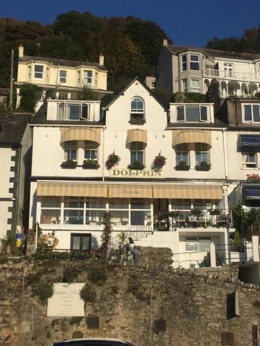 Dolphin Guest House, West Looe, Cornwall