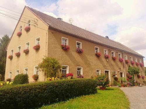 Accommodation in Ehrenberg