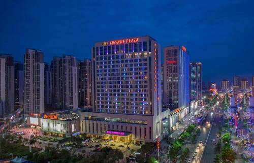 Crowne Plaza Xiangyang, an IHG Hotel