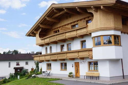 Ferienwohnung Geigerhof - Apartment - Gnadenwald