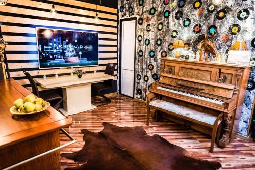 King Lux Apartment Top Center Sofia