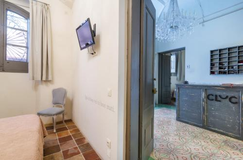 Economic Double Room - Ground Floor Cluc Hotel Begur 15