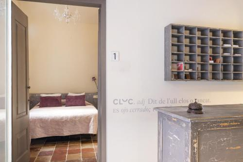Economic Double Room - Ground Floor Cluc Hotel Begur 12