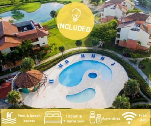 . Caribbean Experience Playa Bavaro 1r. Office (01)