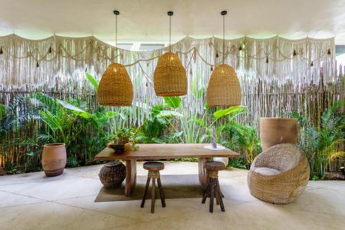 Sky Jungle Tulum by Moskito