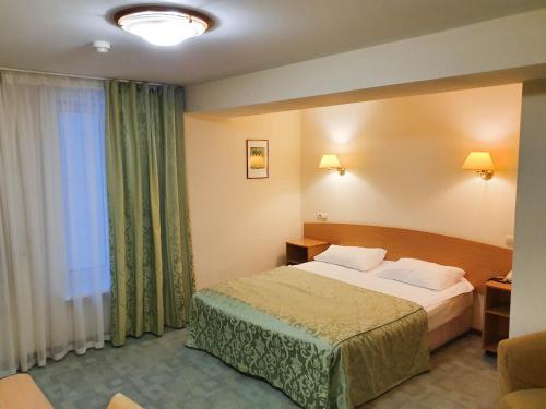 АМАКС Сафар-отель Улучшенный двухместный номер с 1 кроватью
