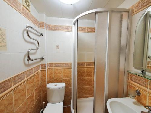 АМАКС Сафар-отель Стандартный двухместный номер с 2 отдельными кроватями