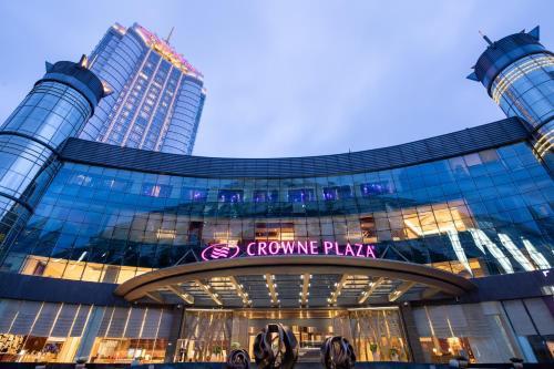 . Crowne Plaza Taizhou