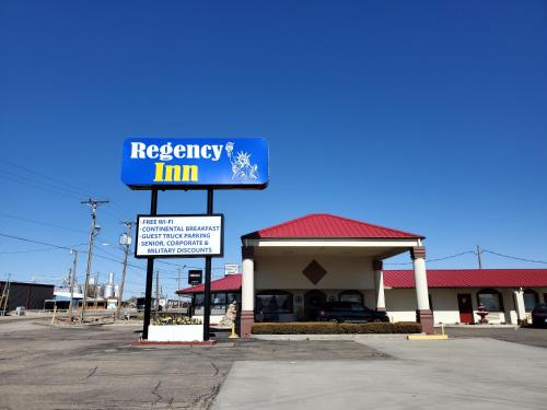 Regency Inn - Dalhart, Texas