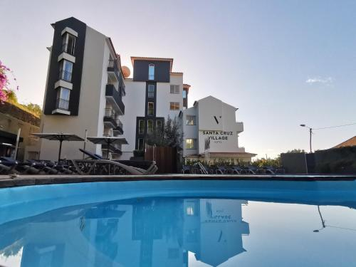The Lounge @ Santa Catarina Hotel, Santa Cruz