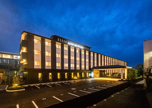 Hotel Route-Inn Katori Sawara Ekimae - Katori