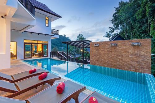 Phuket Sea View Villa Phuket Sea View Villa