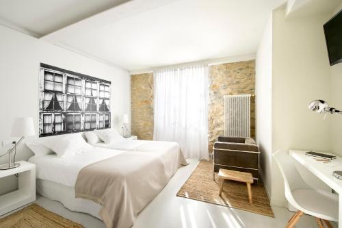 Doppel- oder Zweibettzimmer - Einzelnutzung La Casa de Los Arquillos 10