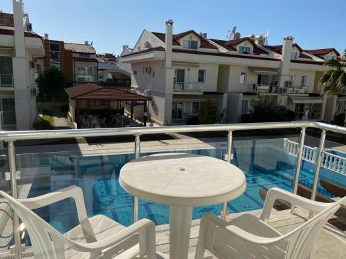 OCEAN APARTMENT - 4 Bedroom Dublex Apartment in Calıs Beach
