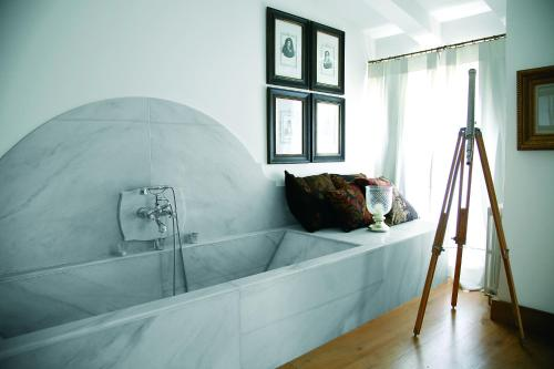 Gran Suite con terraza Hotel La Malcontenta 14