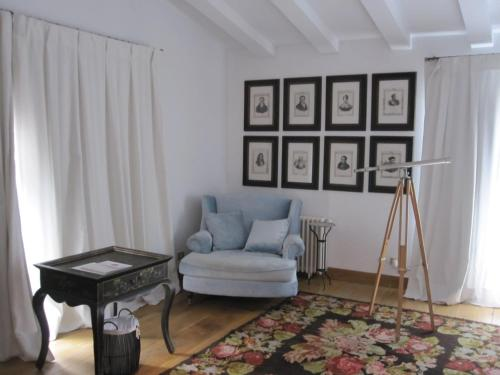 Gran Suite con terraza Hotel La Malcontenta 12