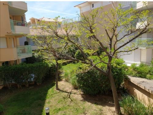 appartement T2 + parking prive Port Frejus