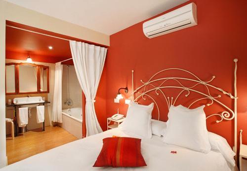 Habitación Doble Superior Hotel Rincon de Traspalacio 1