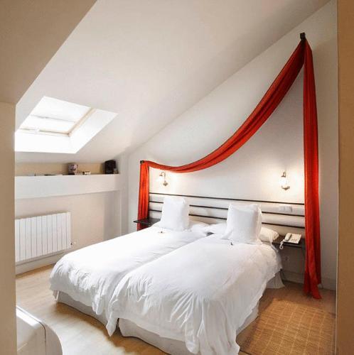 Habitación Doble Hotel Rincon de Traspalacio 6