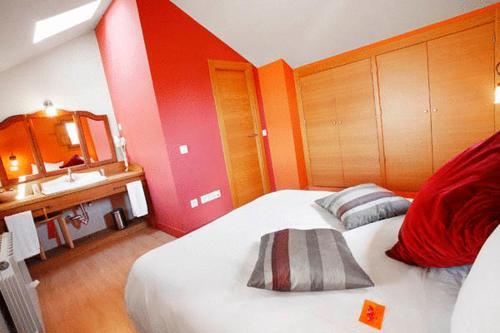Suite Junior Dúplex Hotel Rincon de Traspalacio 6
