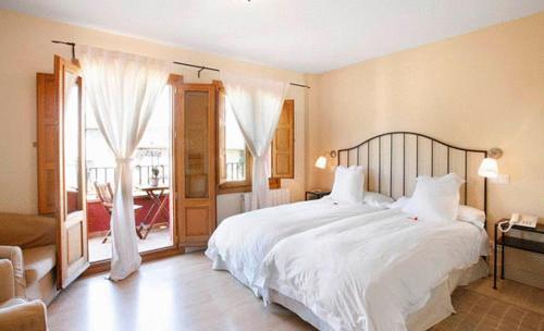 Habitación Doble Hotel Rincon de Traspalacio 7