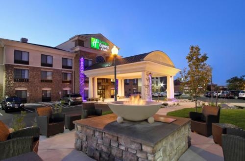 . Holiday Inn Express - Colorado Springs - First & Main, an IHG Hotel