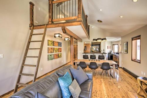 Bright Downtown Telluride Condo Steps to Lift! - Apartment - Telluride