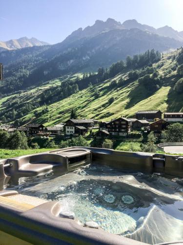 Hotel Steinbock Vals