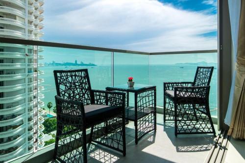 Wongamat Tower High Floor&Seaview