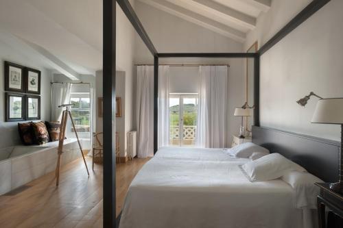 Gran Suite con terraza Hotel La Malcontenta 10