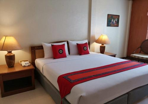 Deluxe 3rd floor Room only with special offer