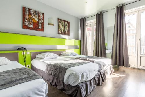 Hotel Esplanade - Hôtel - Strasbourg