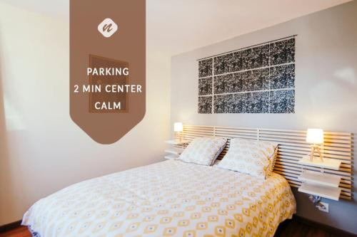. Via Maris - Serenity Close to downtown-wifi & parking