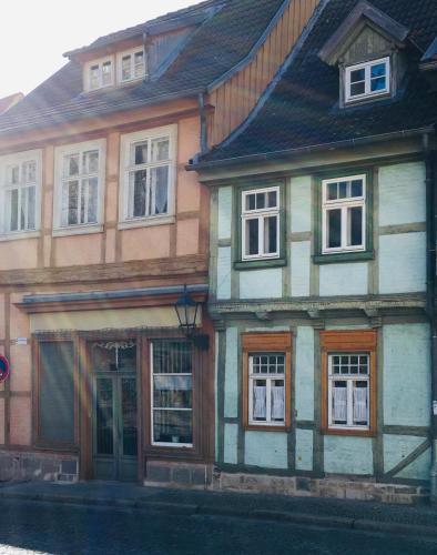 . Ferienwohnungen Alte Bäckerei am Schloß